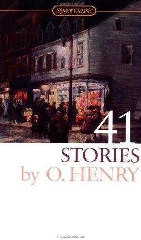 41 Stories by O. Henry, Burton Raffel
