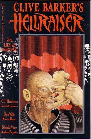 Clive Barker's Hellraiser: Book 14 by Nicholas Vince, C.J. Henderson, Vincent Cecolini, Ron Wolfe, Andrew Parquette, Kieron Dwyer, Colleen Doran, Clive Barker