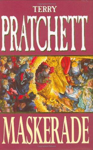 Maskerade (Discworld, #18; Witches #5) by Terry Pratchett