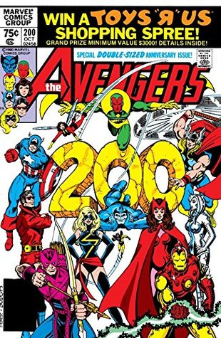 Avengers (1963-1996) #200 by Jim Shooter, Bob Layton, David Michelinie, George Pérez