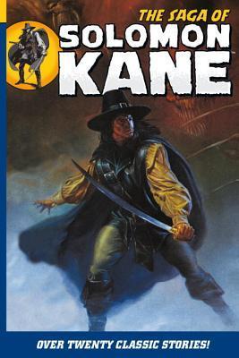 The Saga of Solomon Kane by Howard Chaykin, Alan Weiss, David Wenzel, Donald F. Glut, Roy Thomas, Steve Carr