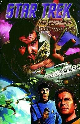 Klingons: Blood Will Tell by David Messina, Scott Tipton, David Tipton