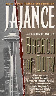 Breach of Duty by J.A. Jance