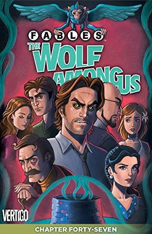 Fables: The Wolf Among Us #47 by Dave Justus, Shawn McManus, Matthew Sturges