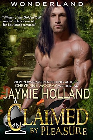Claimed by Pleasure by Cheyenne McCray, Jaymie Holland