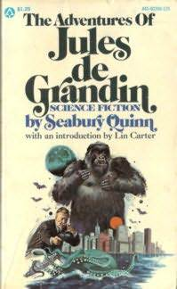 The Adventures of Jules de Grandin by Seabury Quinn