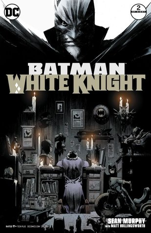 Batman: White Knight #2 by Matt Hollingsworth, Sean Gordon Murphy