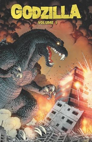Godzilla, Volume 1 by Simon Gane, Duane Swierczynski