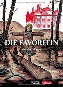 Die Favoritin by Matthias Lehmann