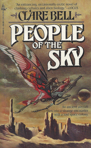 People of the Sky by Clare Bell