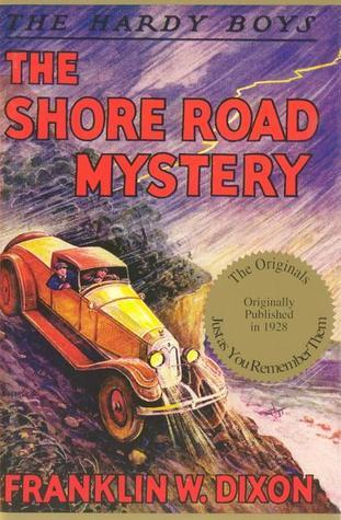 The Shore Road Mystery by Franklin W. Dixon, Walter S. Rogers