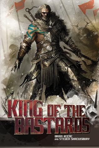 King of the Bastards by Brian Keene, Steven Shrewsbury