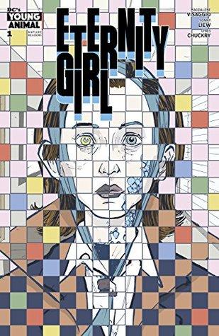Eternity Girl (2018-) #1 by Sonny Liew, Magdalene Visaggio, Chris Chuckry