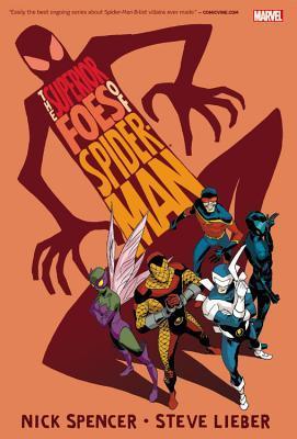 The Superior Foes of Spider-Man Omnibus by Nick Spencer, Elliott Kalan, Tom Peyer, James Asmus