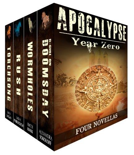 Apocalypse: Year Zero by Rhodi Hawk, Sarah Pinborough, Sarah Langan, Alexandra Sokoloff