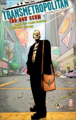Transmetropolitan, Vol. 4: The New Scum by Rodney Ramos, Warren Ellis, Darick Robertson, Keith Akin