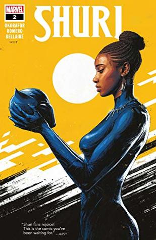 Shuri (2018-) #2 by Nnedi Okorafor