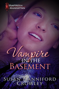 Vampire in the Basement by Susan Hanniford Crowley