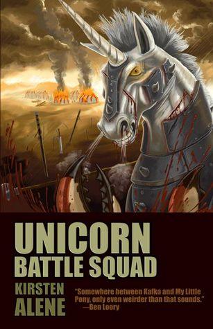 Unicorn Battle Squad by Kirsten Alene