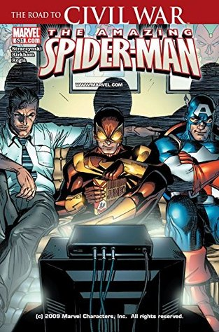 Amazing Spider-Man (1999-2013) #531 by Tyler Kirkham, Arne Starr, John Starr, Alexander Garner, Ron Regé Jr., Jay Leisten, J. Michael Straczynski, Rian Kirkham