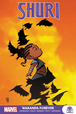 Shuri: Wakanda Forever by Vita Ayala, Nnedi Okorafor