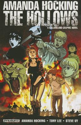 Amanda Hocking's the Hollows: A Hollowland Graphic Novel by Tony Lee, Amanda Hocking