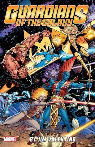 Guardians of the Galaxy by Jim Valentino Vol. 1 by Tom DeFalco, Ron Marz, Al Milgrom, Len Kaminski, Ron Lim, Jim Valentino, Herb Trimpe