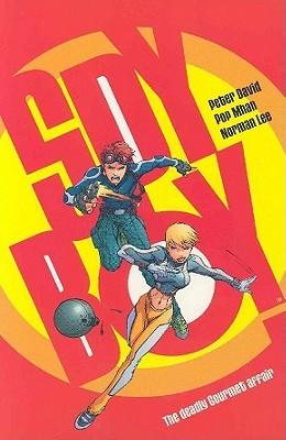 Spyboy Volume 1: The Deadly Gourmet Affair by Guy Major, Carlos Meglia, Clem Robins, Norman Lee, Norman Lee, Peter David, Pop Mhan