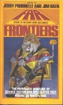 Far Frontiers 7: Winter 1986 by A.C. Farley, Jerry Pournelle, Jim Baen