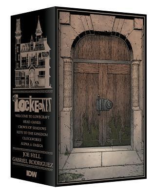Locke & Key Slipcase Set by Gabriel Rodríguez, Joe Hill
