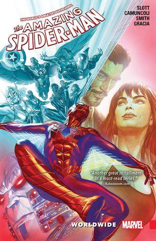 Amazing Spider-Man: Worldwide, Vol. 3 by Dan Slott, Marte Gracia, Giuseppe Camuncoli, Cam Smith