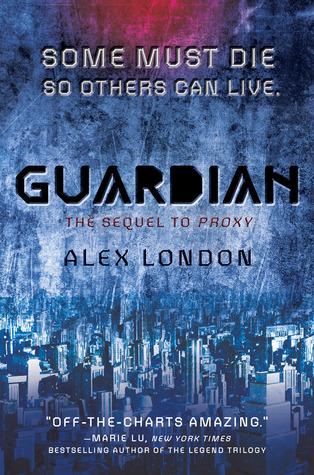 Guardian by C. Alexander London, Alex London