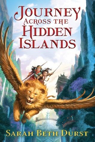 Journey Across the Hidden Islands by Sarah Beth Durst