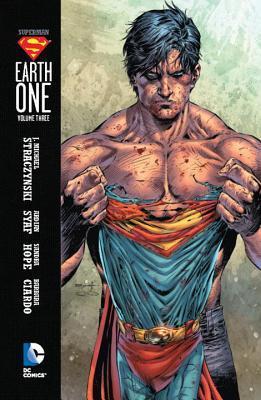 Superman: Earth One, Volume 3 by Sandra Hope, Ardian Syaf, Barbara Ciardo, J. Michael Straczynski, Rob Leigh