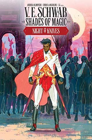 Night of Knives #3 by Enrica Eren Angiolini, V.E. Schwab, Budi Setiawan