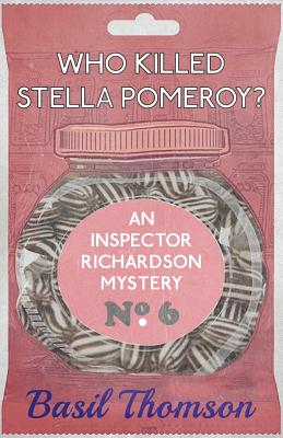 Who Killed Stella Pomeroy?: An Inspector Richardson Mystery by Basil Thomson