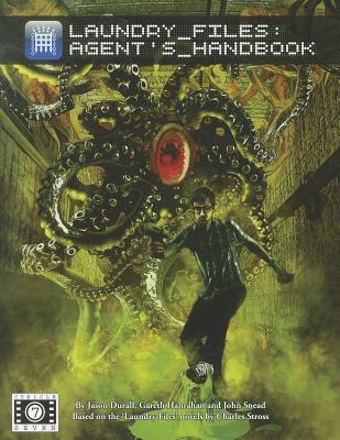 Agent's Handbook by John Snead, Gareth Hanrahan, Jason Durall