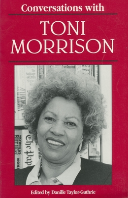 Conversations with Toni Morrison by Toni Morrison