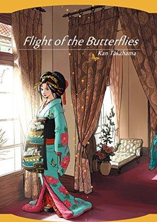 Flight of the Butterflies by Kan Takahama