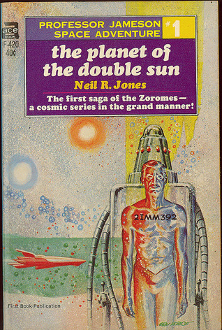 The Planet of the Double Sun by Neil R. Jones, Gray Morrow