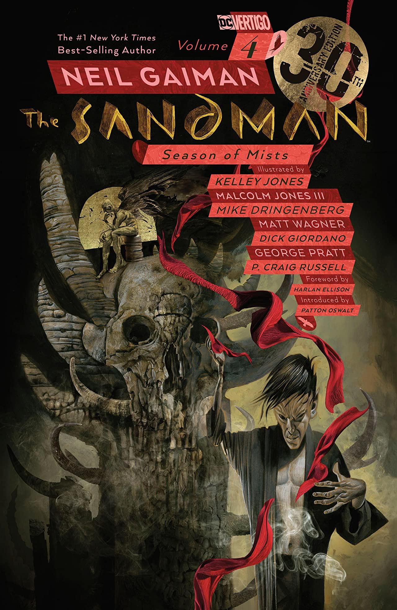 The Sandman, Vol. 4: Season of Mists - 30th Anniversary Edition by Neil Gaiman