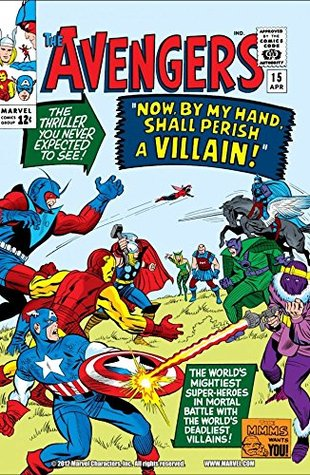 Avengers (1963-1996) #15 by Don Heck, Mickey Demeo, Stan Lee