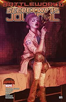 Secret Wars Journal #5 by Aaron Alexovich, Sylvia Soska, Jen Soska