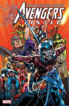 Avengers (1998-2004) Finale by Brian Michael Bendis