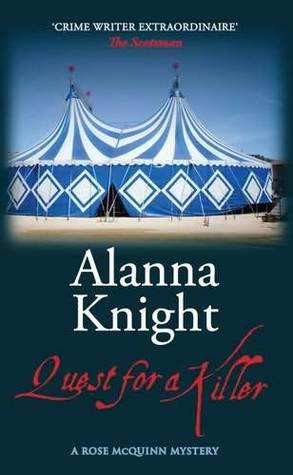 Quest for a Killer by Alanna Knight
