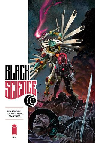 Black Science #2 by Matteo Scalera, Dean White, Rick Remender
