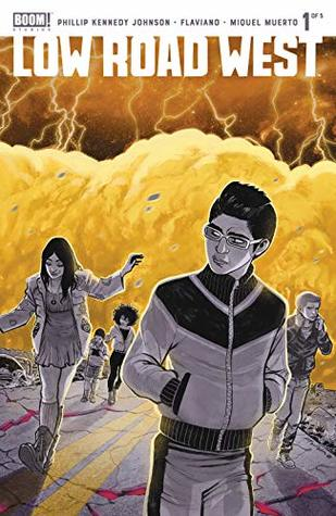 Low Road West #1 by Miquel Muerto, Flaviano, Phillip Johnson