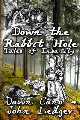 Down the Rabbit Hole: Tales of Insanity by Dawn Cano, John Ledger
