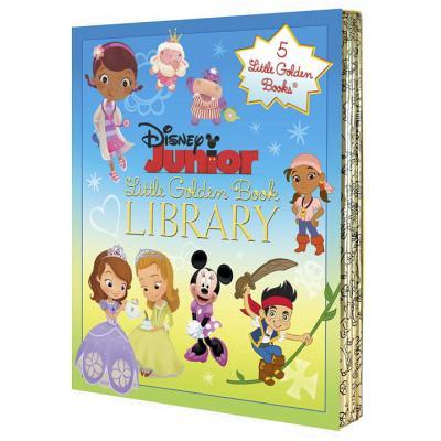 Disney Junior Little Golden Book Library by Various, Various