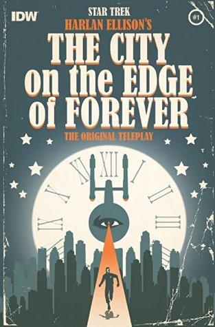 The City on the Edge of Forever #1 by J.K. Woodward, Juan Ortiz, Scott Tipton, David Tipton